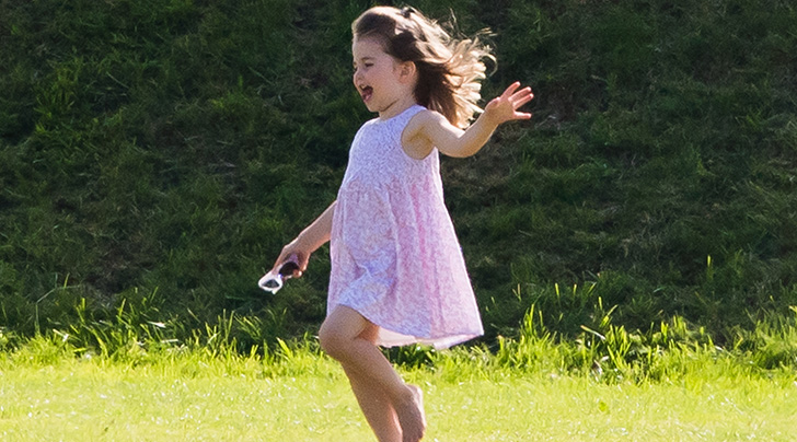 You Guys, Princess Charlotte Is Taking After Queen Elizabeth with *This* Unique Hobby