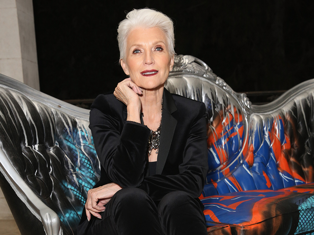 Meet 70-Year-Old CoverGirl Maye Musk
