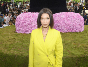Bella Hadid Took Her Look from Day to Night in One Simple Step