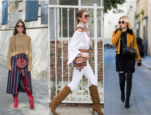 The Boots You Need for Fall (Based on Your Plans)