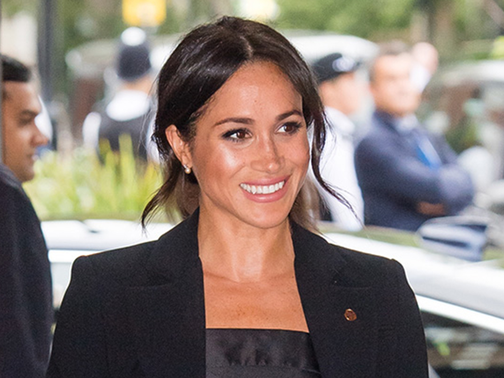 Meghan Markle's Dog Is Writing a Book and, No, We're Not Kidding