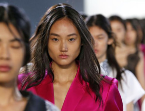 Claudia Li's First Runway Called For An Entirely Asian Cast Of Models