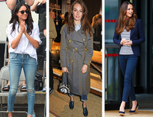 This Is How You Wear Denim Like a Royal