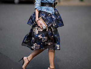 Brocade Is Back and Here's How to Wear It