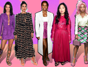 Every Stylish Celebrity Outfit from This Year's New York Fashion Week