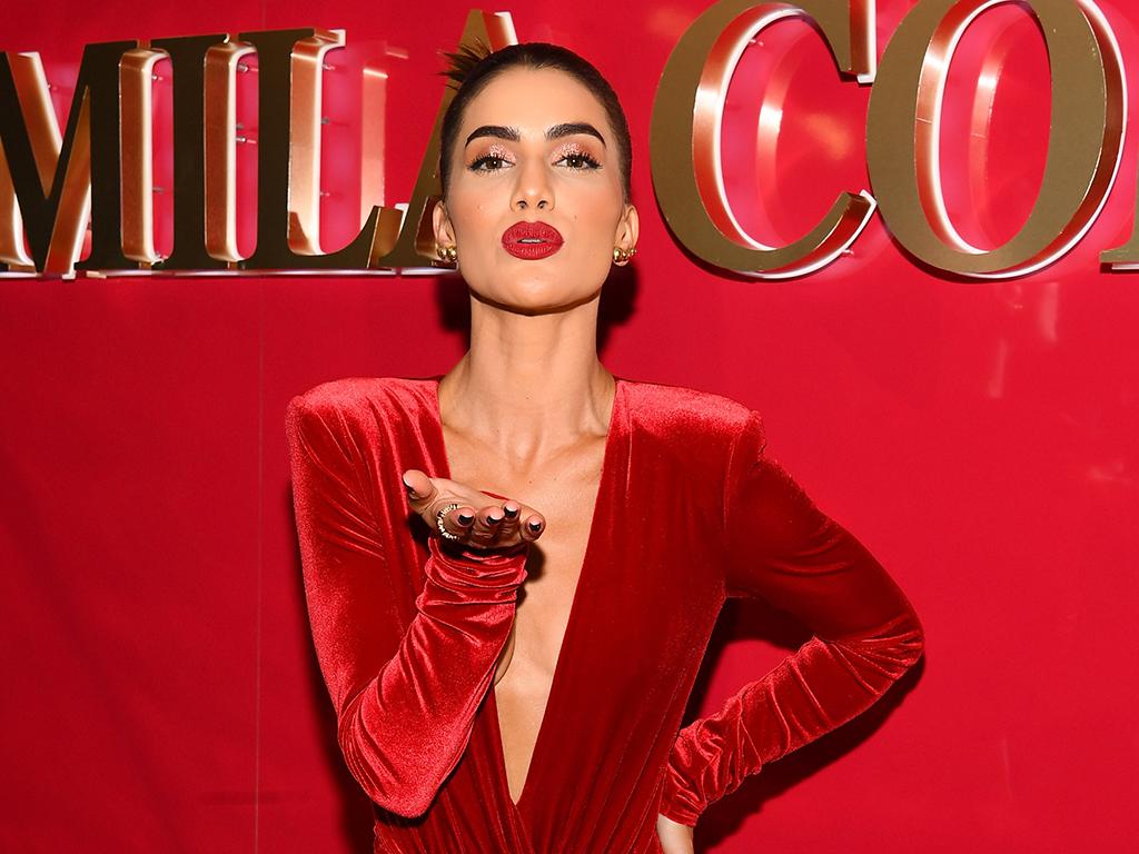 Camila Coelho Chats Lancôme Lipsticks, Brazilian Beauty, and More