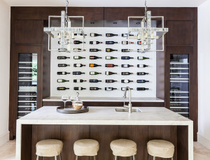 Wine 'n' Dine: The Latest Home Reno Trend Has Everything to Do with Vino