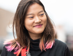 Pink Hair Is the Unsung Hero of NYFW Street Style