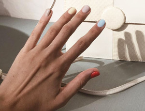 Always Have Trouble Picking a Color? You'll Love Wabi-Sabi Nails