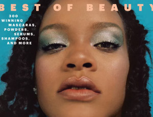 Rihanna Covers the 'Allure' Annual 'Best of Beauty' Issue