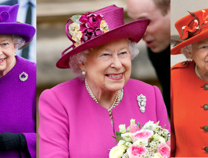 Queen Elizabeth Rocks Bright Colors on the Reg for 1 Important Reason
