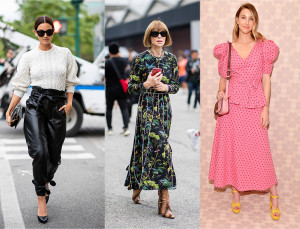 3 Fashion Week Looks That We're Obsessing Over