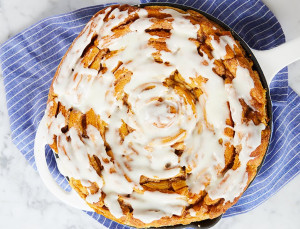 21 Cinnamon-Roll Inspired Recipes to Try This Fall
