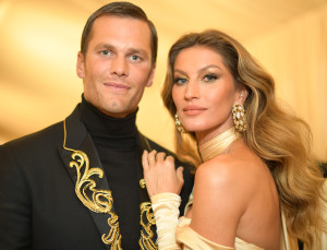 Gisele Bündchen Shares Rare Details of Her Wedding to Tom Brady (& the Margs Were Flowing)