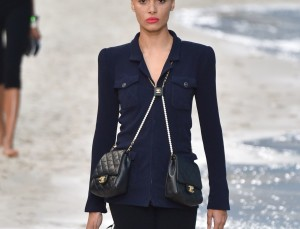 Chanel Wants You To Wear Two Bags, Not One