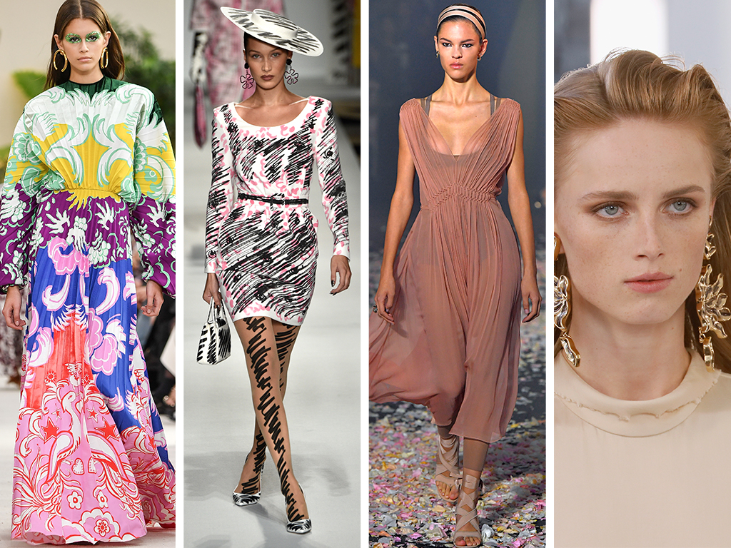 The Runway Roundup: 4 Need-Now Trends (& How to Rock Them Yourself)