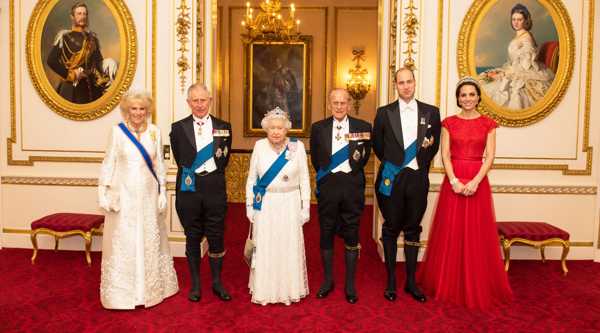 Buckingham Palace Is Getting Refurbished & *This* Royal Is Most the Excited About It