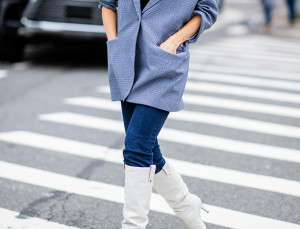 7 New Ways to Wear Jeans This Fall