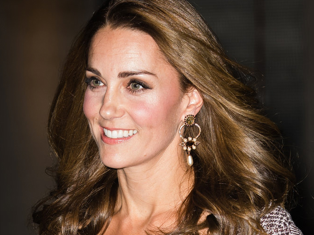 Kate Middleton Almost Never Wears This Kind of Dress — but She Did Today