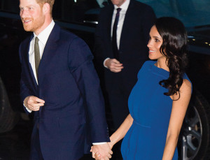 All the Clues Meghan Markle Is Pregnant That Were Hiding in Plain Sight