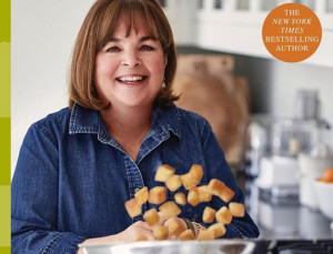 Break Out the Chambray: Ina Garten's New Cookbook Is Finally Available