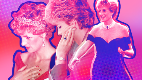 Every Time Princess Diana Broke Royal Beauty & Fashion Tradition