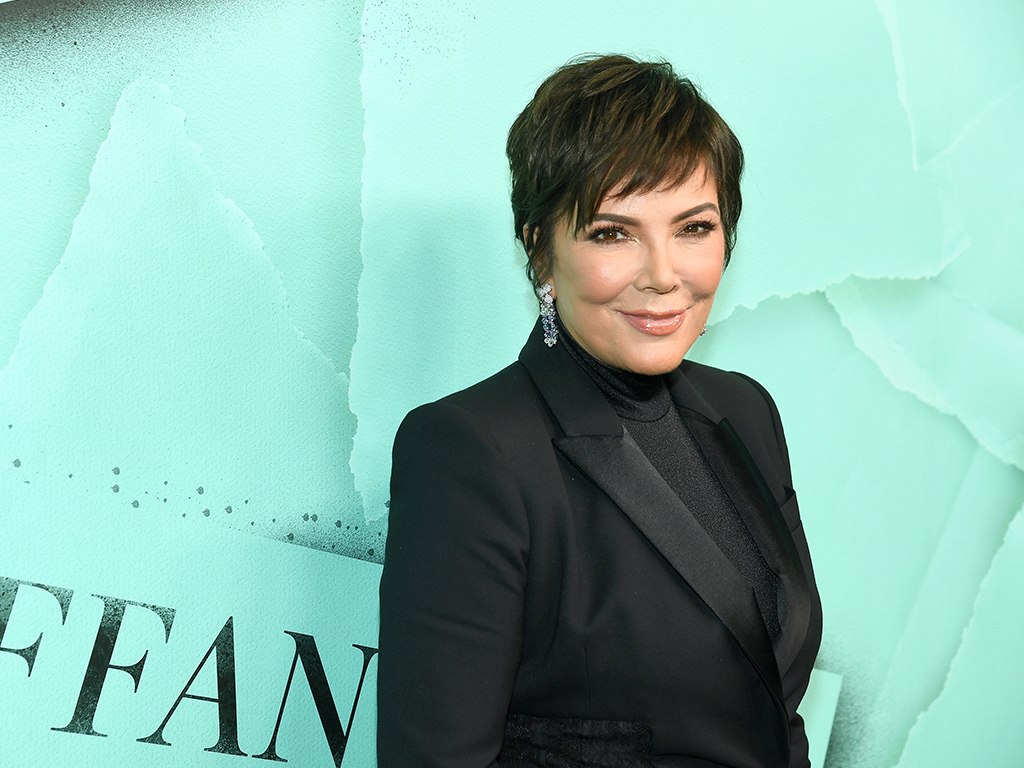 Kris Jenner Does Not Get the Bike Short Trend