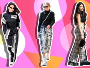 13 Celebrities Who Paid Tribute to '90s Fashion in 2018