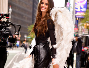 The Dress Code at This Year's Victoria's Secret Fashion Show Fittings? Leather, Leather and More Leather