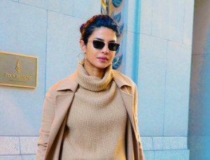Priyanka Chopra Puts a Surprising Spin on the Monochromatic Trend