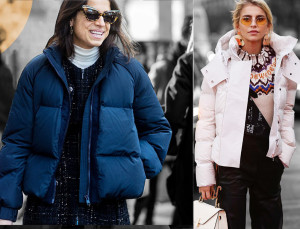 How to Style Your Puffer Coat the Cool-Girl Way