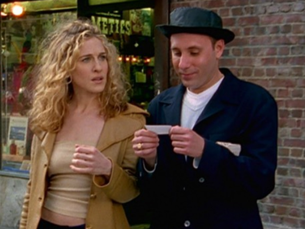 The Leather Jackets Carrie Bradshaw Loved Are Coming Back Into Fashion