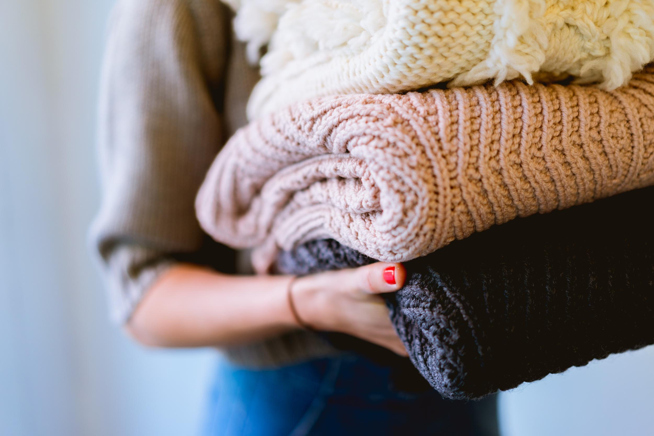 9 Foolproof Ways to Make Your Most-Loved Sweater Last Forever