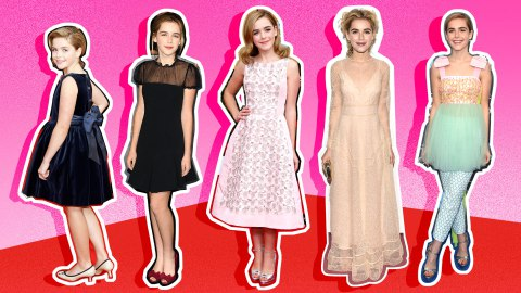 Kiernan Shipka's Fashion Evolution from 'Mad Men' to 'Chilling Adventures of Sabrina'