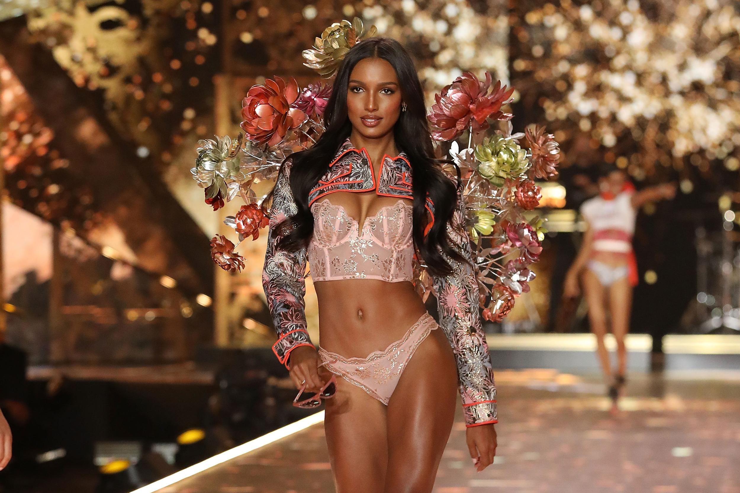 The One Thing Victoria's Secret Angel Jasmine Tookes Takes Out of Her Diet Before the Big Show