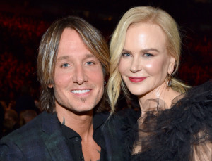 Nicole Kidman Totally Fangirled Over Husband Keith Urban at the 2018 CMAs