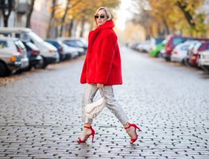 8 Festive (But Not Too Festive) Ways to Wear Green & Red