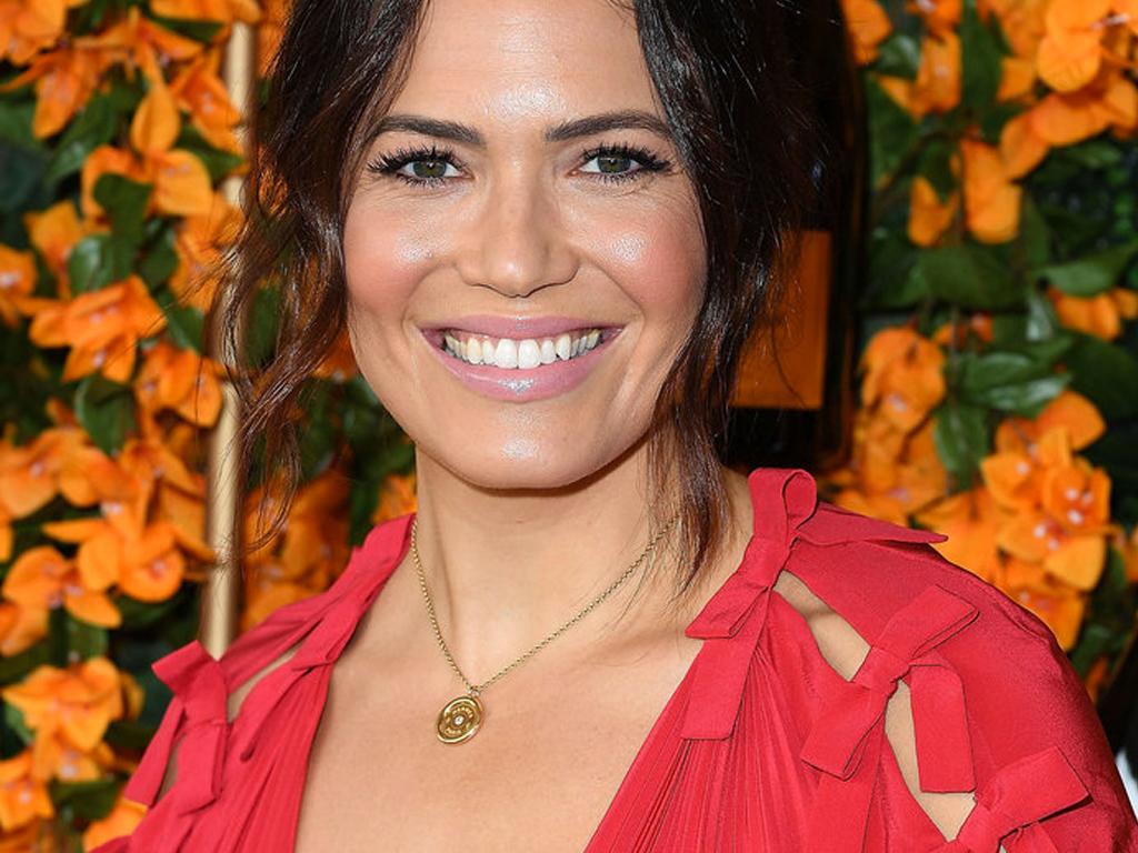 Mandy Moore Wore the Most Extra Eye Makeup for Her Wedding — and We Are Here for It