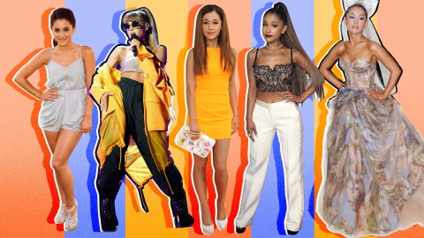 Ariana Grande's Fashion Evolution, from Nickelodeon Star to Pop Princess
