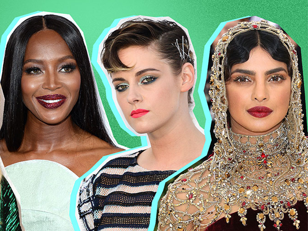 17 Glitzy Celebrity Glitter Makeup Looks That Embody the Holidays