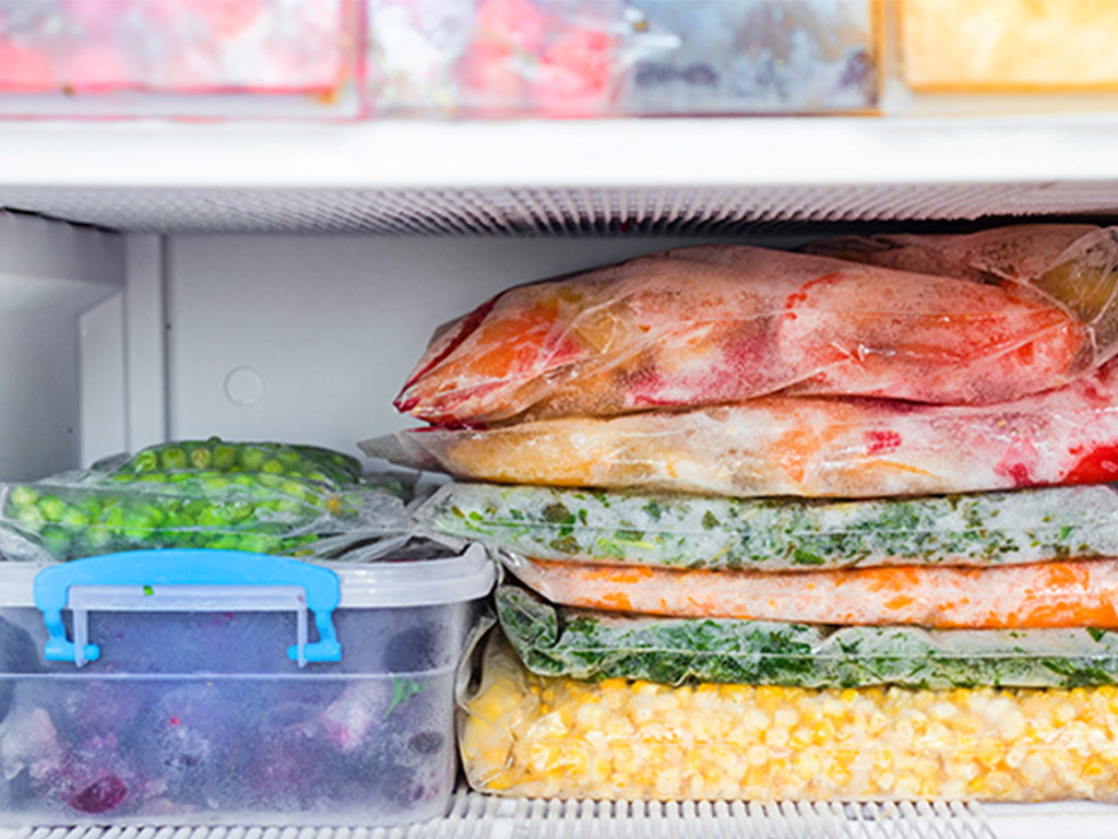 Why You Should Store Plastic Wrap in the Freezer
