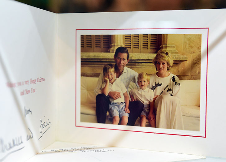 The Best Royal Family Holiday Cards Through the Years