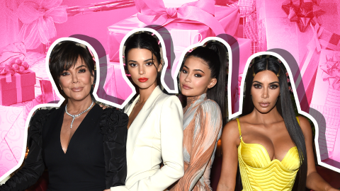 The Evolution of the Kardashian-Jenner Holiday Party, from 2013 to Now