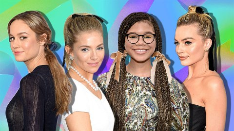 How Celebs Are Ensuring the Hair Bow Trend Keeps Going in 2019