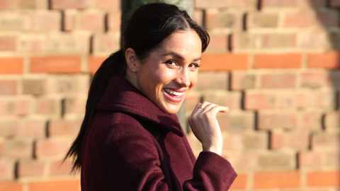 Meghan Markle Revealed Her Due Date, & We're So Close to the Next Royal Baby