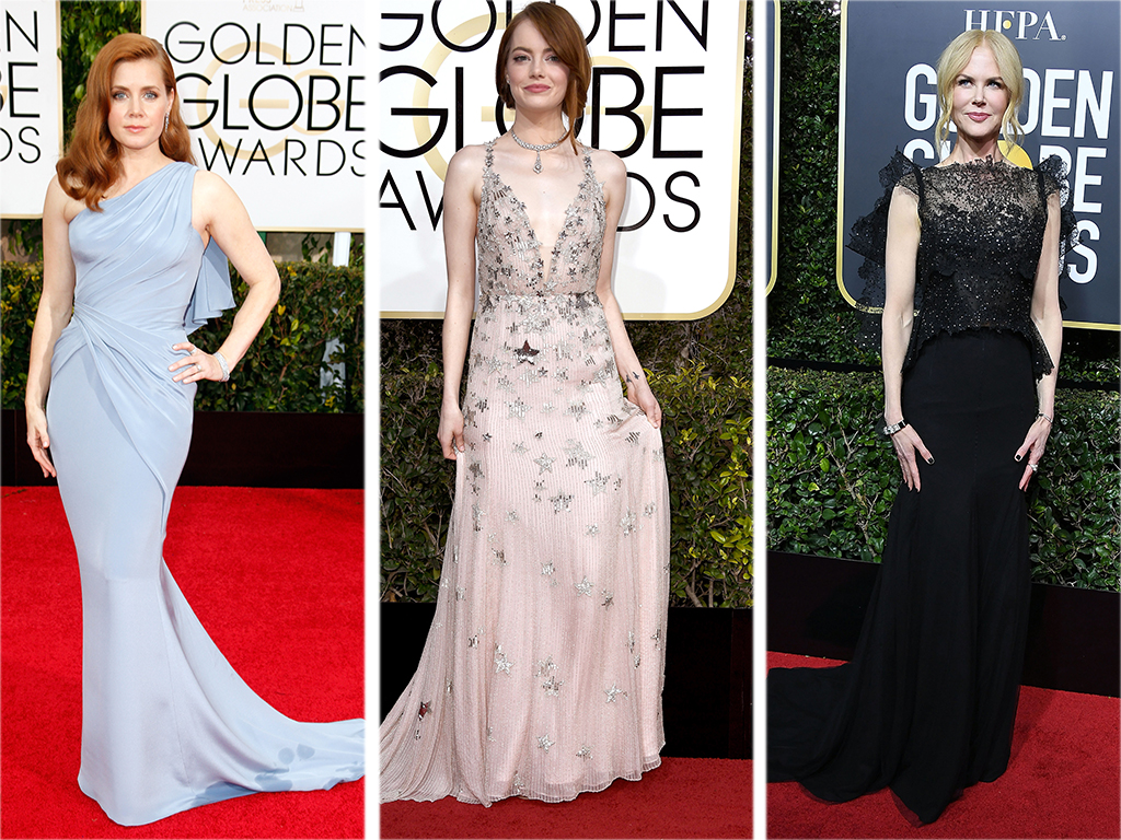 3 Award-Worthy Red Carpet Looks (& How to Steal Them)