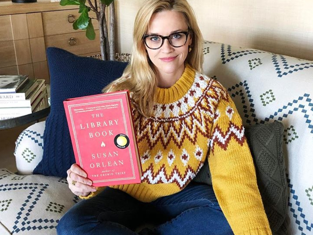We're Totally Adding Reese Witherspoon's First Book Pick of 2019 to Our Must-Read List