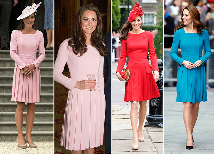 When Kate Middleton Likes Something, She Buys It in Every (Royal-Approved) Color