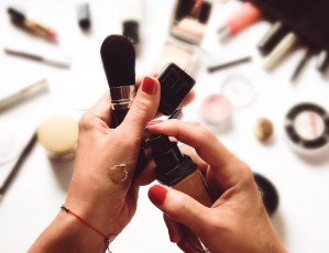 The One Place You're Forgetting to Put Foundation
