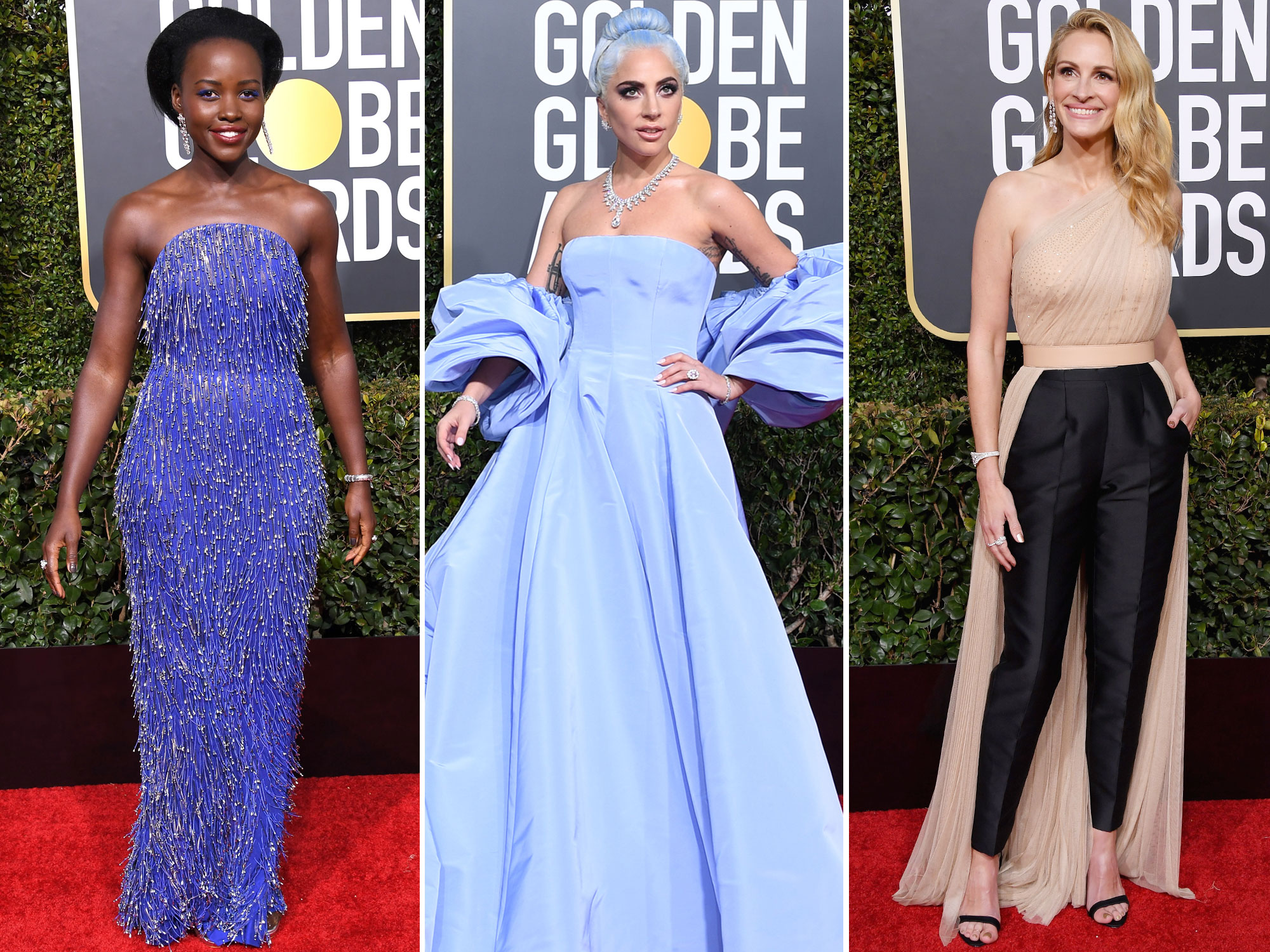 The Best-Dressed Women at the 2019 Golden Globes